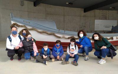 Visita al Far i Museu de Curiositats Marineres SIEI Alfàbrega