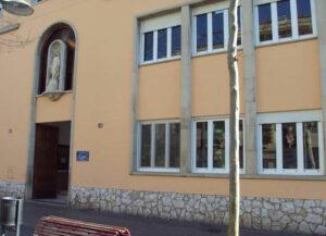 façana escola el cim rambla
