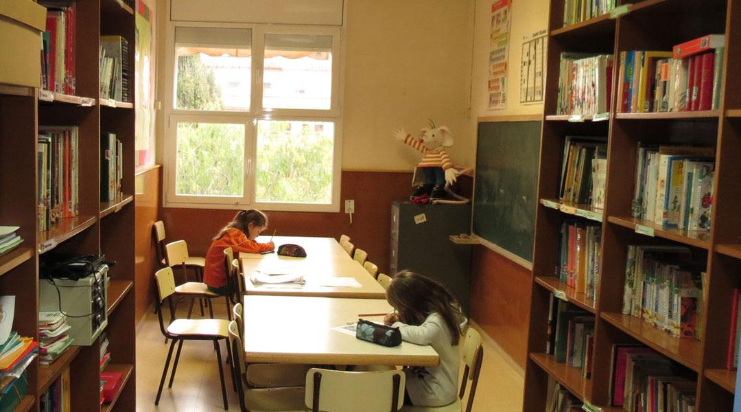 bibilioteca primaria el cim