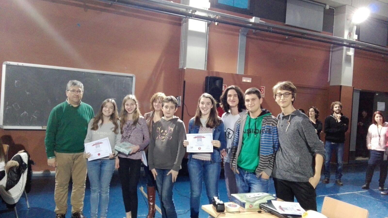 Participació en la III copa Cangur