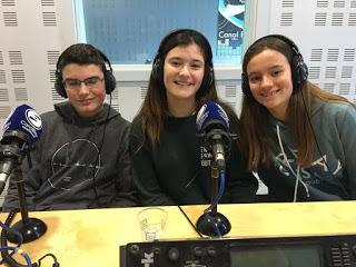 Participació dels alumnes de 2n d'ESO del Migdia Picalletres