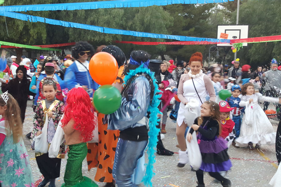 carnaval ampa el cim