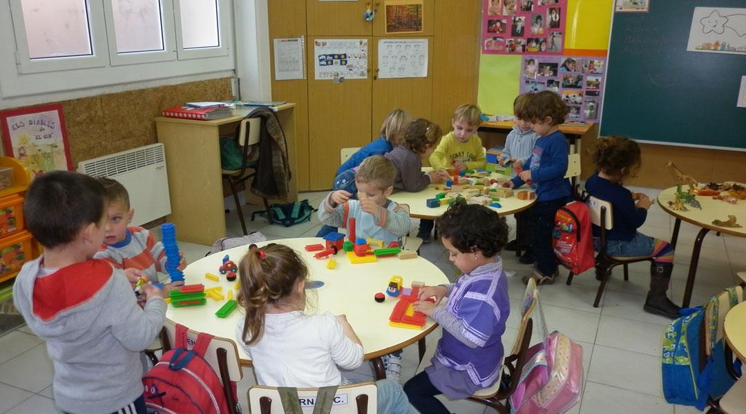aula infantil el cim