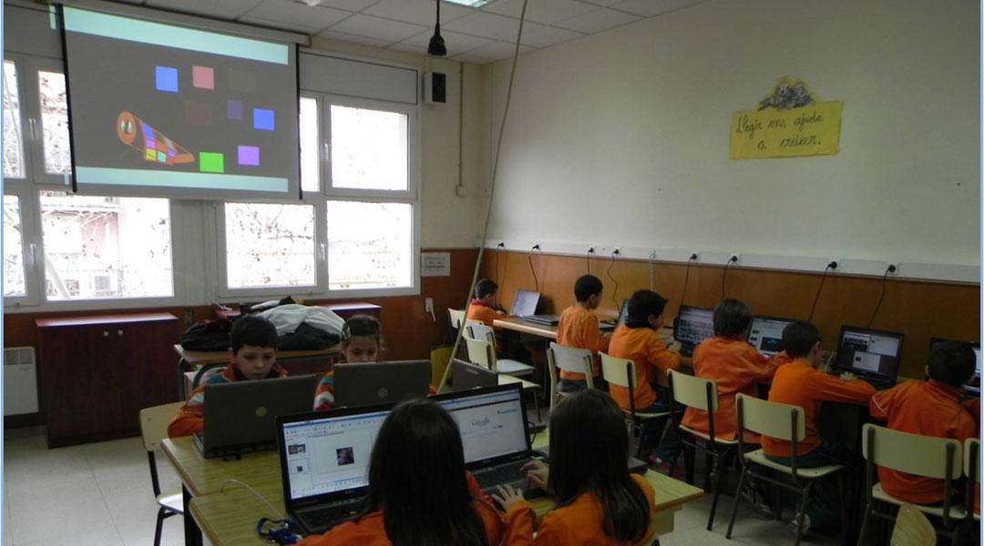 aula informatica el cim