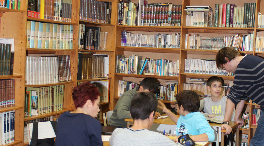 biblioteca eso cim