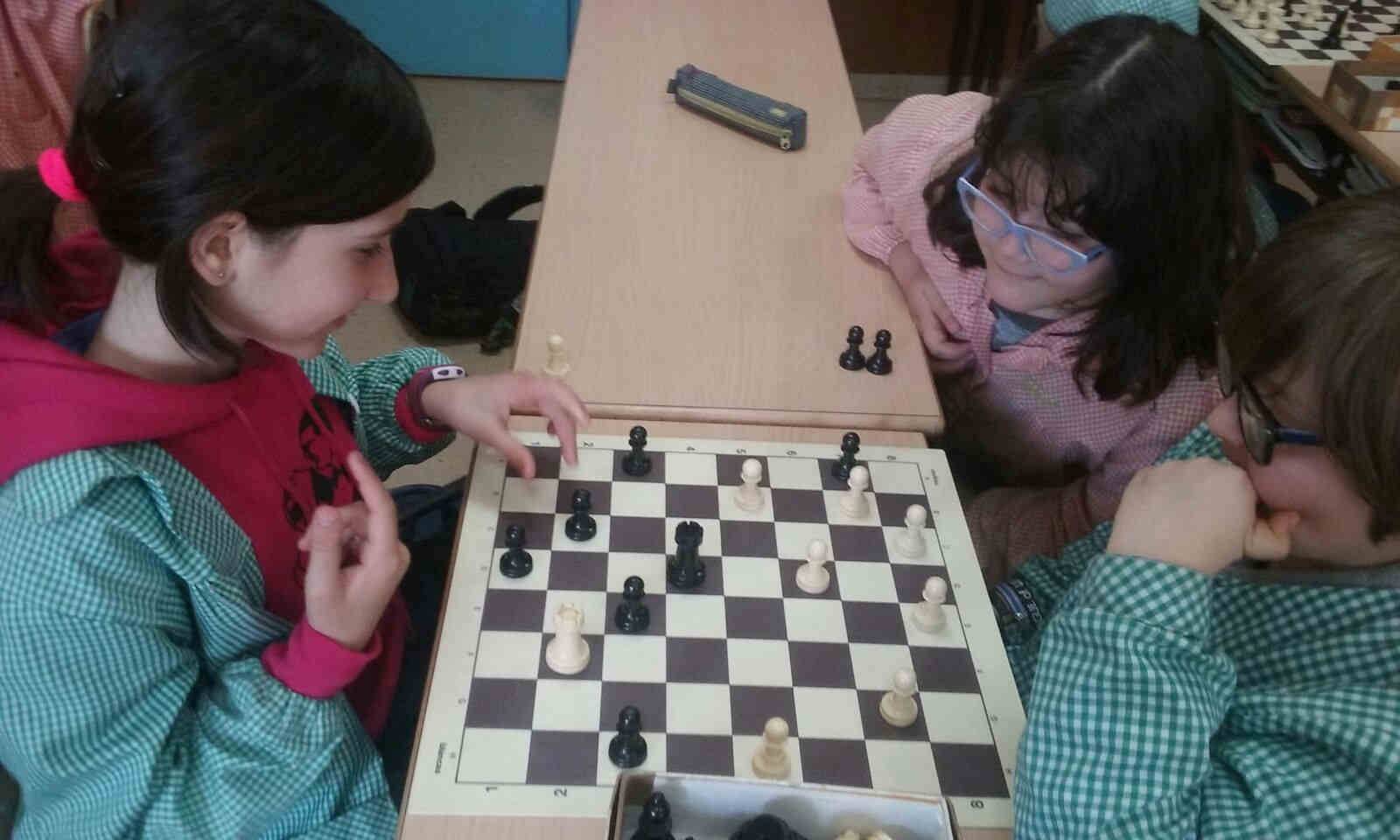 Aprenem a jugar a escacs