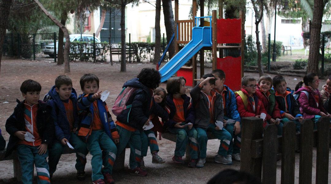 pati infantil escola el cim
