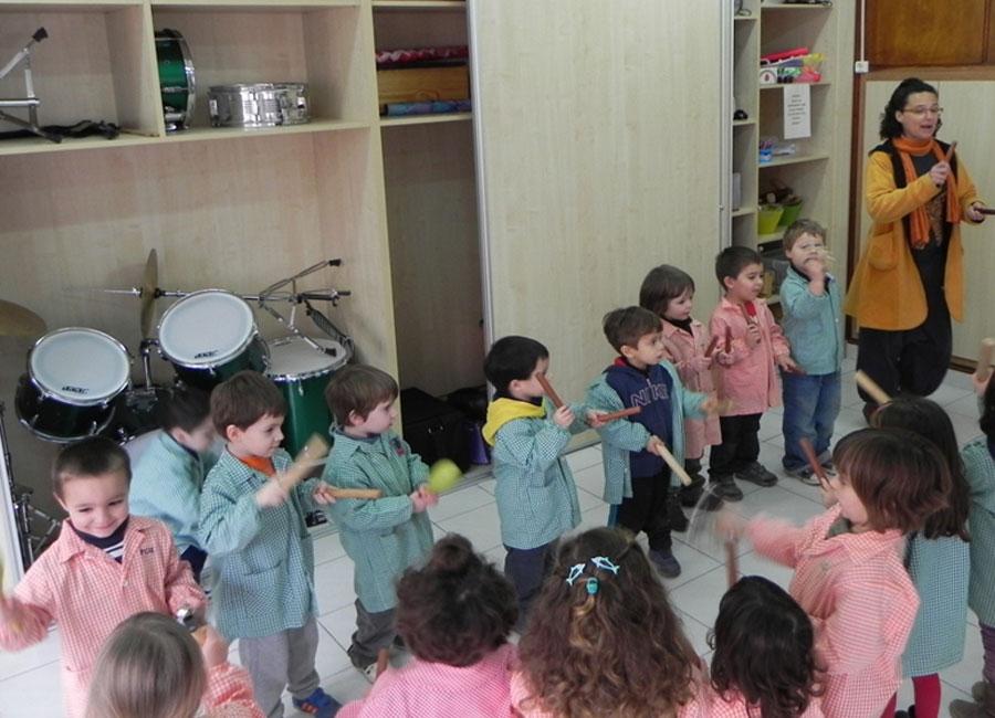 escola de musica sons