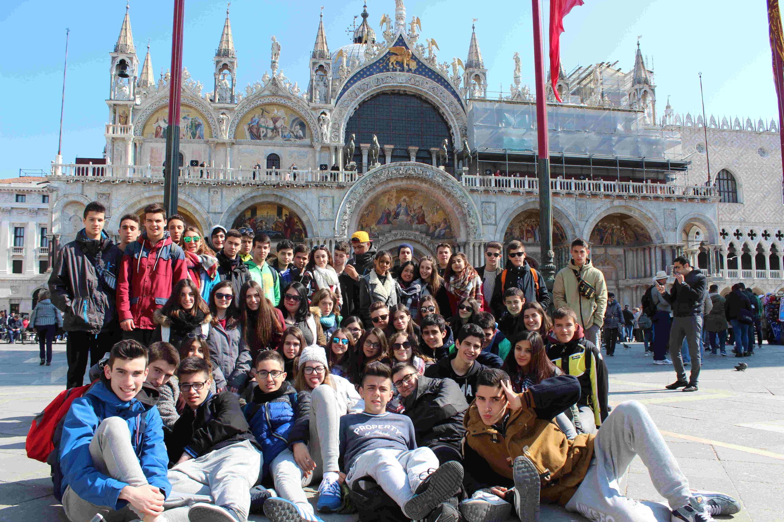 """""""Sempre ens quedarà Itàlia"""" Viatge dels alumnes de 4t d'ESO"""