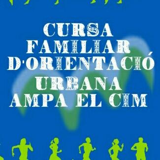 I cursa orientació urbana AMPA El Cim