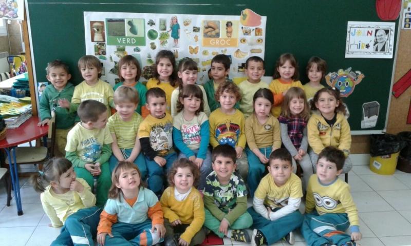 Festa del groc i del verd P3