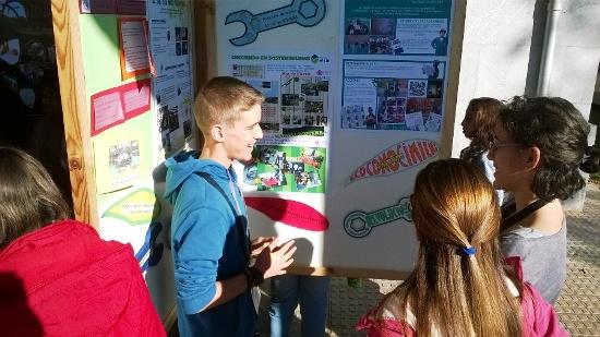 L'escola a la Conferència Tinguem cura del planeta (CONFINT)