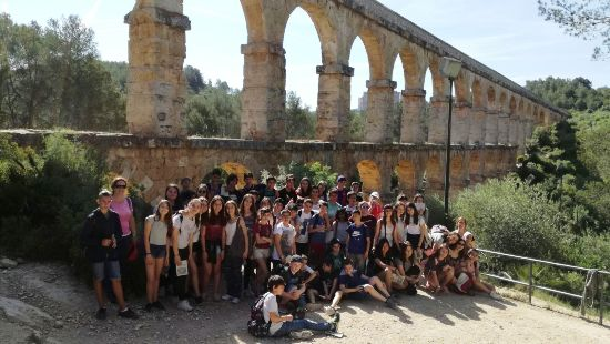 Descobrim la Tarragona romana (1r ESO)
