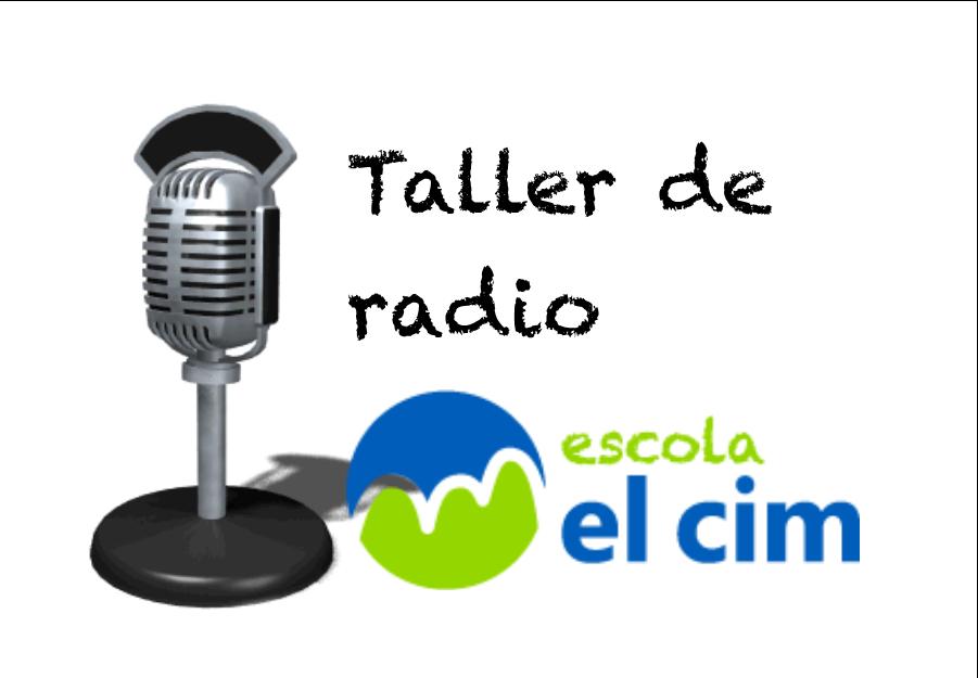 Taller de ràdio a cicle mitjà