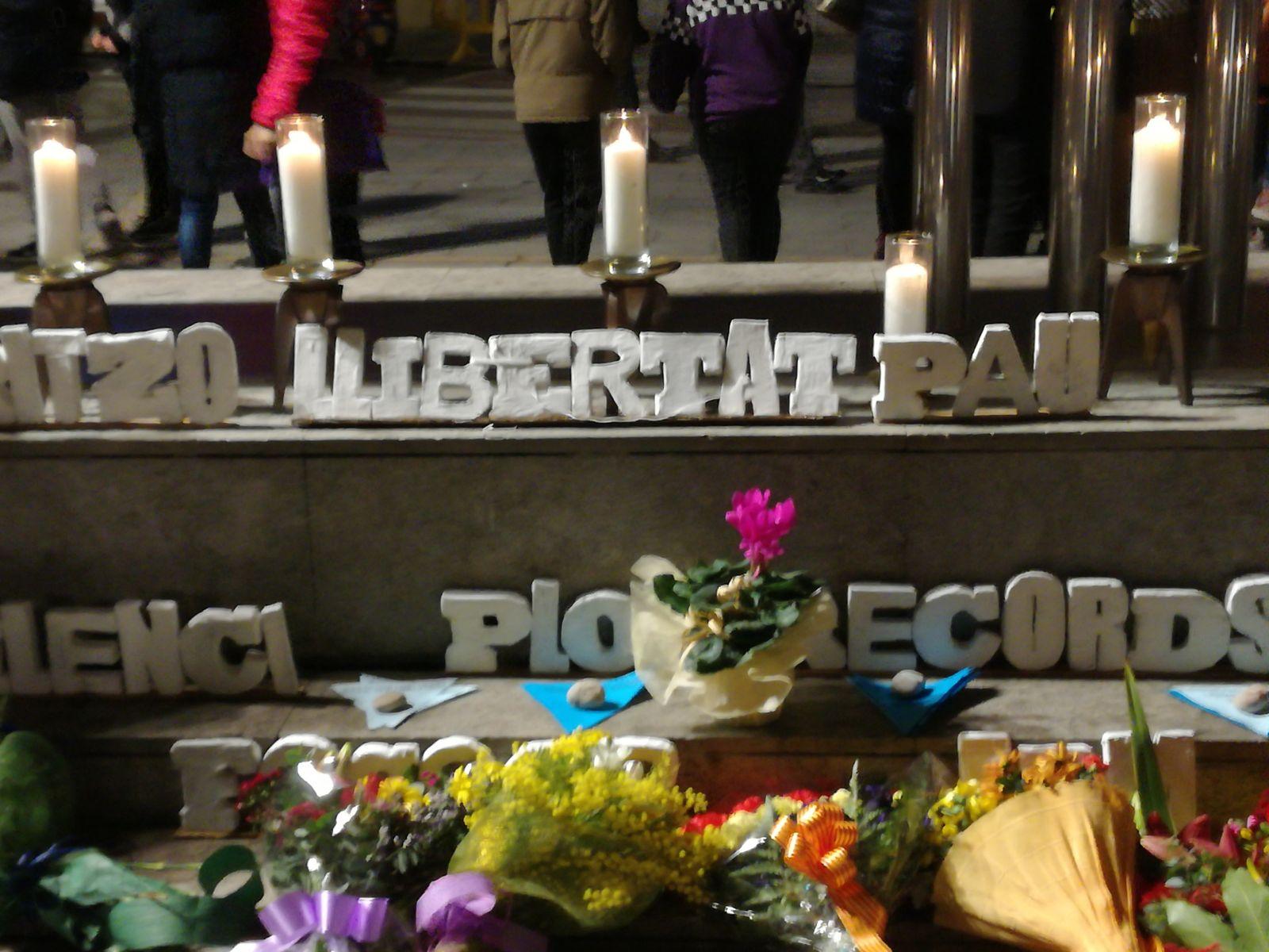 Acte de commemoració del dia de l'holocaust