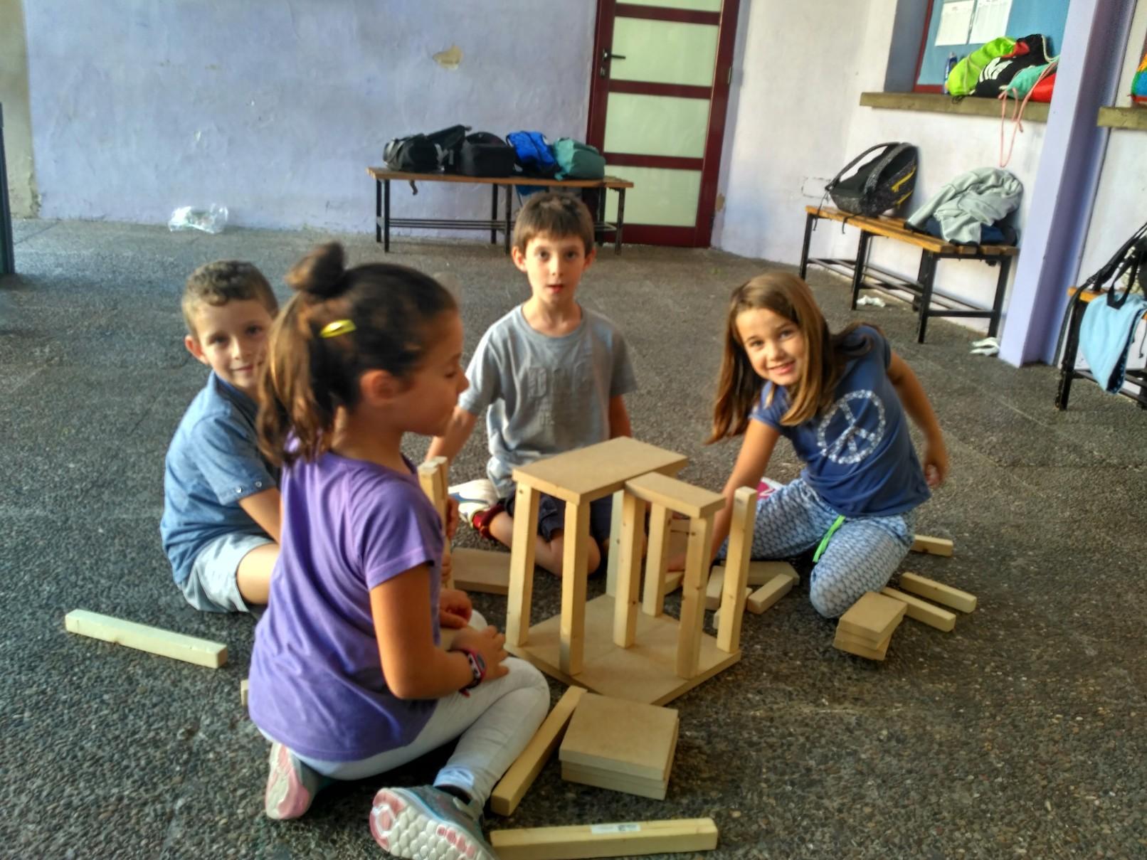 Ambients d'aprenentatge a Educació Infantil i Cicle Inicial