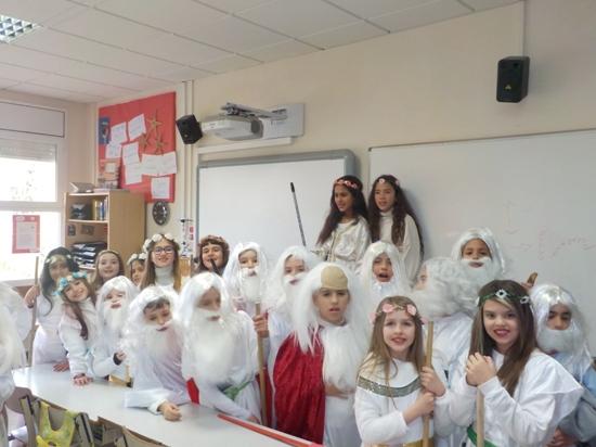 Els Druides de 5è