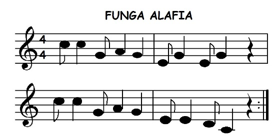 CANÇÓ FUNGA ALAFIA A 4T