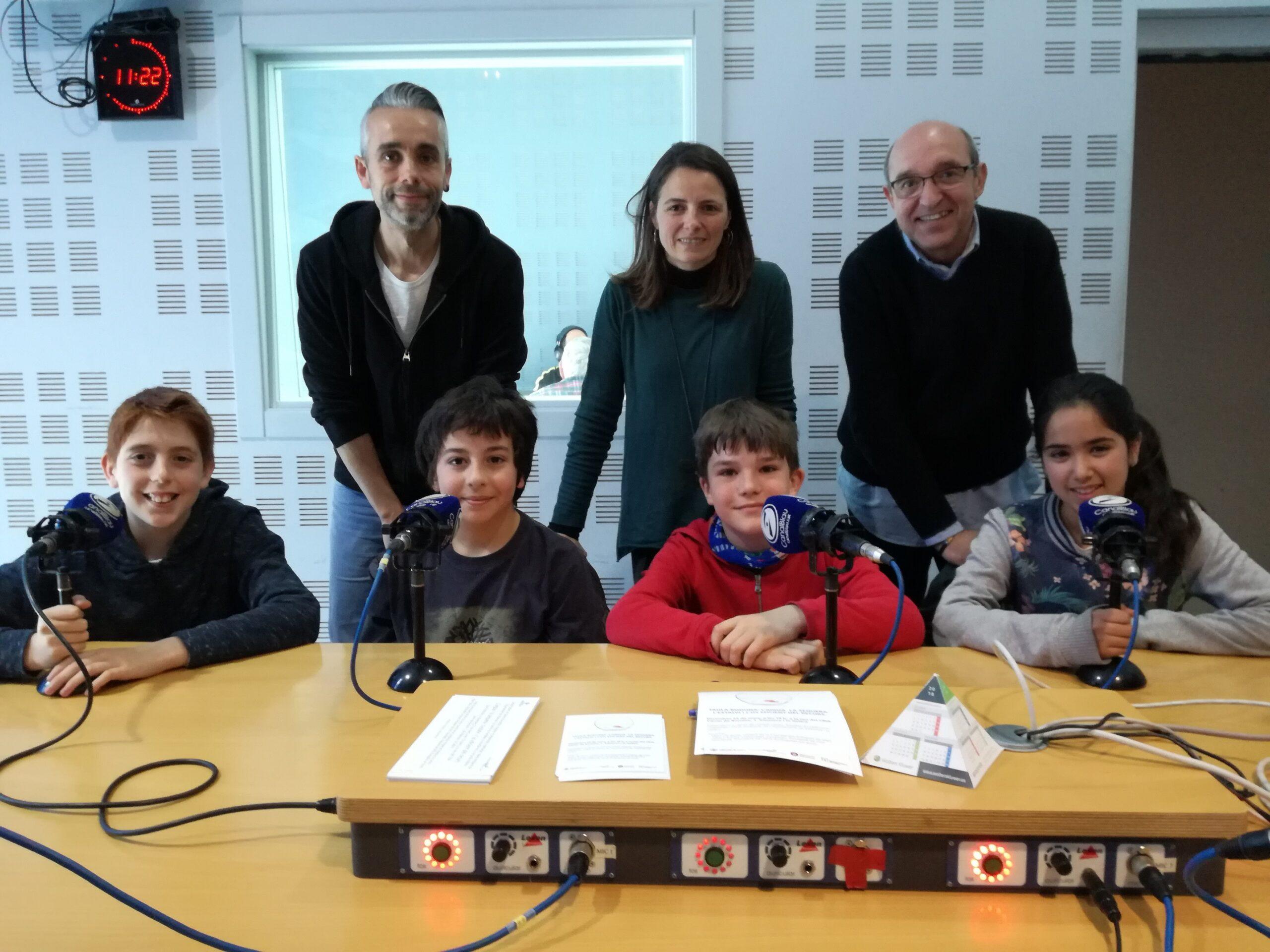 Cultura Emprenedora a la Radio-6è primària