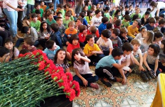 Jocs Florals a Primària