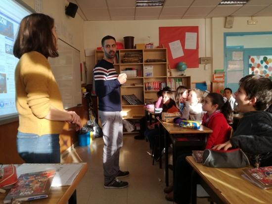"""Directament de Roma, ens visita Valerio Chiola, autor de la sèrie """"Passats de Rosca"""""""
