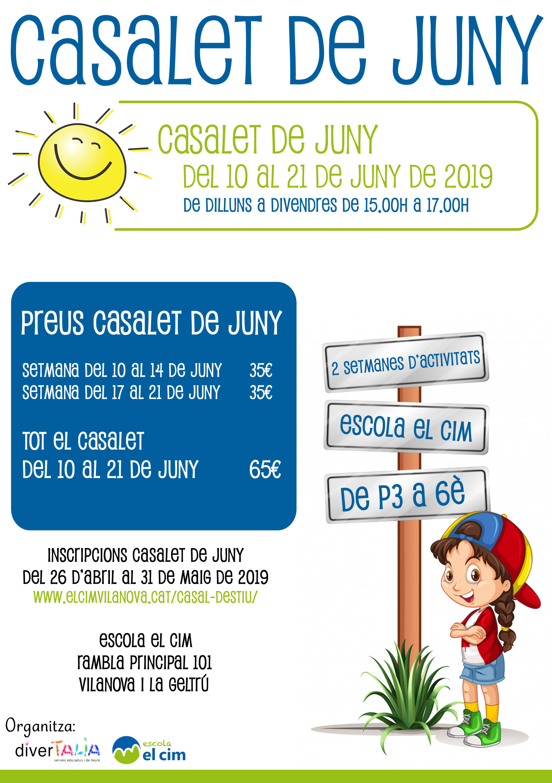 [Flyer] Cim Casalet