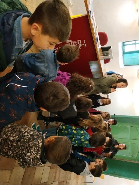 Els alumnes de 2n visitem el Museu Romàntic Can Papiol
