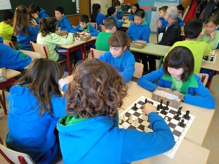 Escacs a 4t