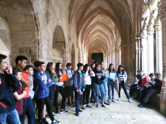 Excursió a Montblanc i Santes Creus