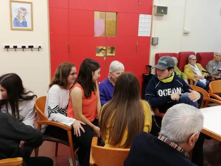Servei comunitari a la Casa d'Empara