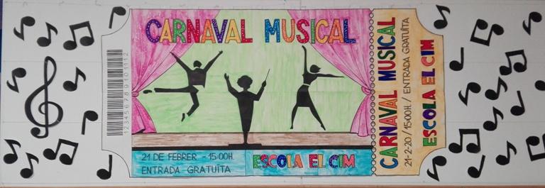 Ja arriba el Carnaval
