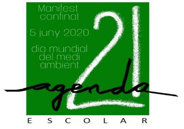 Manifest del dia mundial del medi ambient confinat – 5 de juny