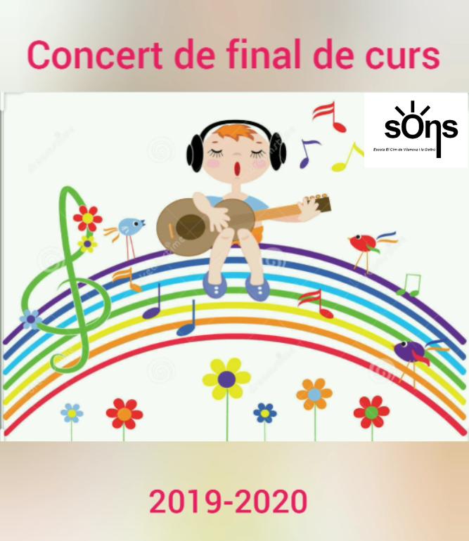 Concert final de curs SONS