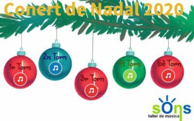 SONS- Concert de Nadal 2020