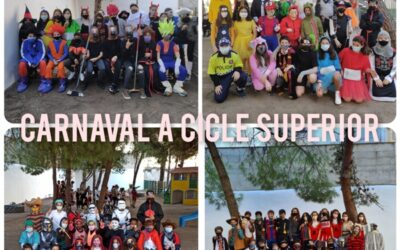 Carnaval a Cicle Superior