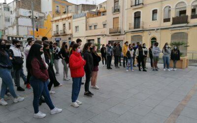 Acte del Dia internacional de commemoració en memòria de les víctimes de l'holocaust