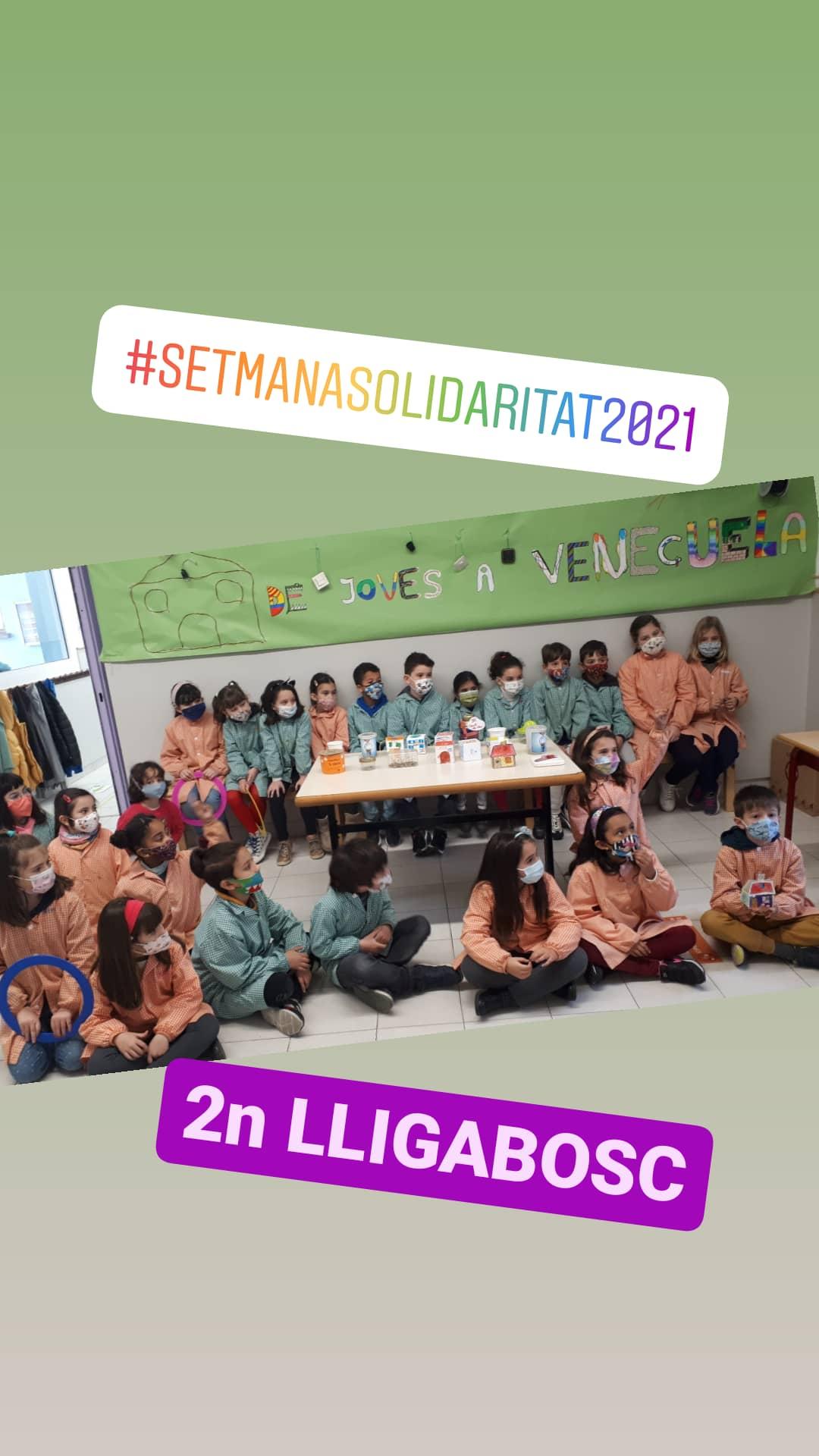 Setmana Solidaritat 2021
