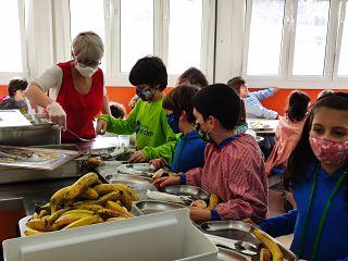 instal·lació menjador escola el cim