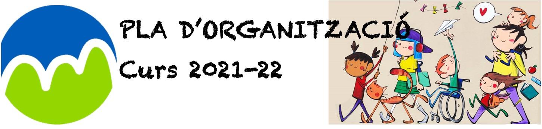 Pla organització curs 2020-2021