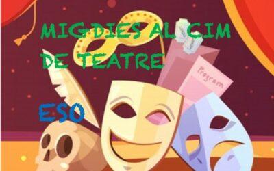 Projectes teatrals- Migdia teatre a l'ESO